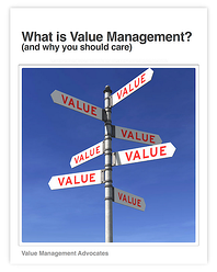 whatisvaluemanagement