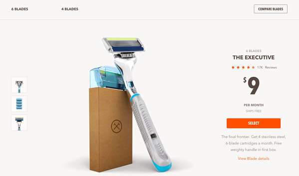 Tearing Down the Pricing of Dollar Shave Club and Gillette